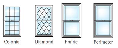 plus series grid patterns