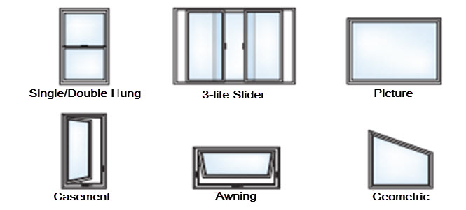 operations styles premium windows
