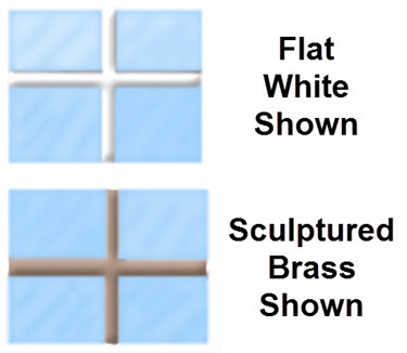 grid choices for ultra series vinyl windows
