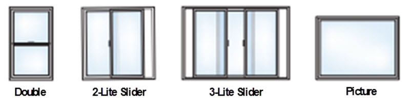 window style options ultra series