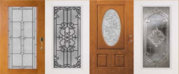 entry door glass insert collection tampa windows and doors contractor