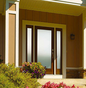 blanca glass in modern entry way tampa door and window contractor