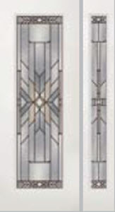 mohave glass in bhi impact 612moh 8ft door