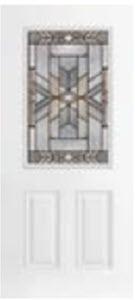 mohave textured glass in bhi 684moh impact door