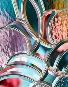 bristol decorative door glass insert sample