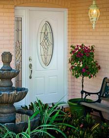 grace decorative door glass entry way ridge  top exteriors tampa