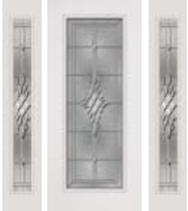 impact door 686GRC • 694GRC with grace glass