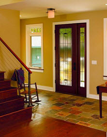 greenfield decorative door glass entry way ridge  top exteriors tampa
