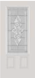 impact 607hmn door heirlooms glass