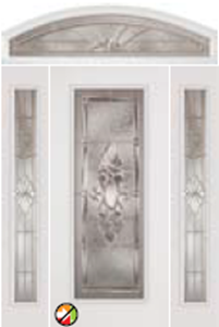 heirlooms 686-687hm door with transform