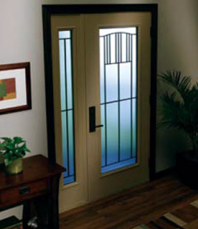 tampa windows door contractor offers madison decorative door glass from the odl craftsman collection