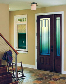 full entry door glass madison style decorative tampa contractor