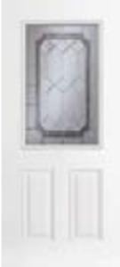 majestic glass 684ME non-impact door