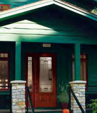 tampa windows door contractor offers odl craftsman decorative glass collection
