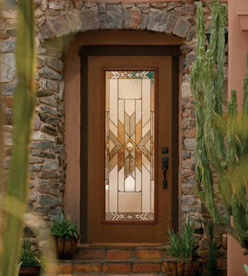 decorative door glass eclectic collection by odl offered by tampa contractor