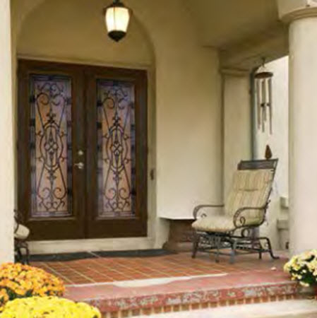 tampa windows door contractor offers odl old world decorative glass collection