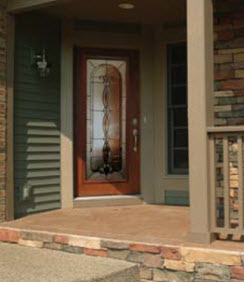 tampa windows and doors contractor ridge top exteriors offers avant decorative door glass options in the old world collection