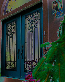 tampa windows and doors contractor ridge top exteriors offers veranda decorative door glass options in the old world collection