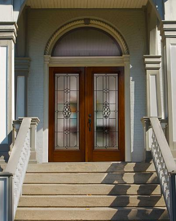 tampa windows door contractor offers pina decorative door glass from the odl classic collection