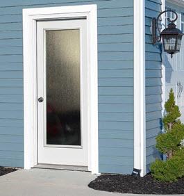tampa windows and doors contractor ridge top exteriors offers rain textured door glass option