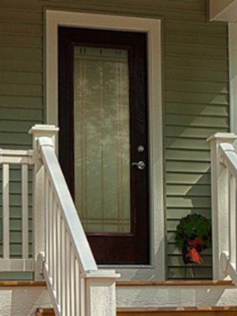 tampa windows door contractor offers simplicity decorative door glass from the odl contemporary collection