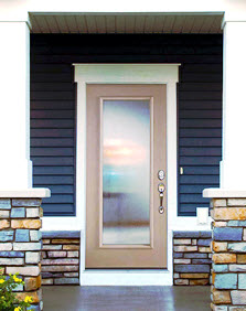 stream textured glass in entry way tampa door and window contractor