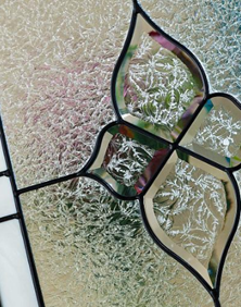 tripoli decorative door glass insert sample
