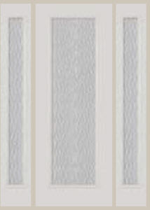 vapor textured glass for 8/0 612VPR with 493 sidelight