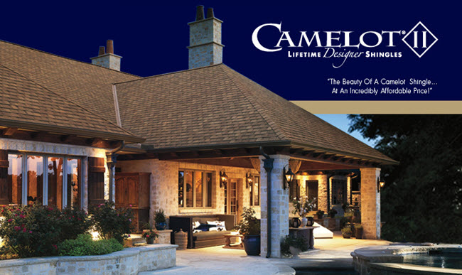 tampa florida affordable designer shingles camelot 2 with lifetime warranty