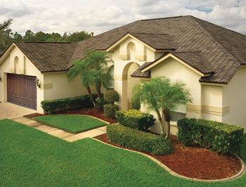 monticello brown monaco shingles gallery home