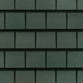 emerald green slateline designer lifetime  shingles