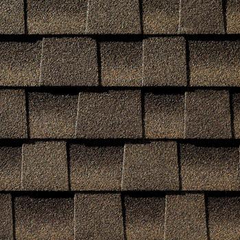 barkwood timberline armorshield impact resistant  lifetime  shingles