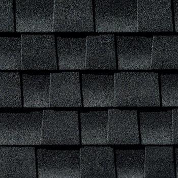 charcoal timberline armorshield impact resistant  lifetime  shingles