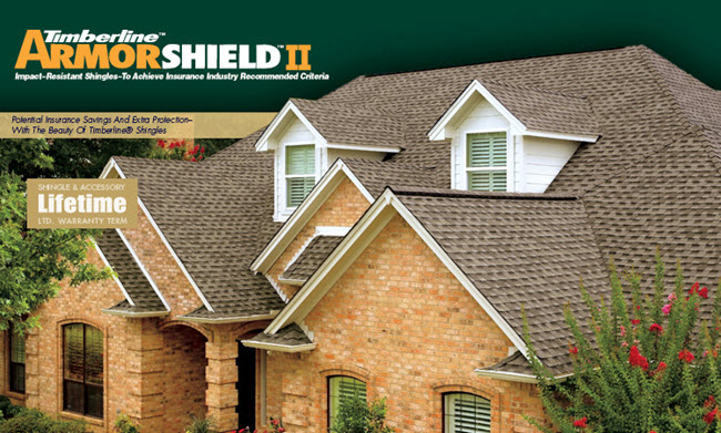 ridge top exteriors tampa roofing contractor offers timberline armorshield II lifetime warranty shingles by GAF in nearby florida cities including Sarasota