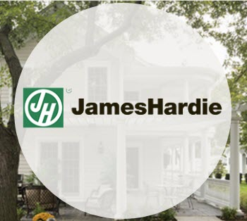 superior siding by JamesHardie for Tampa and area homes