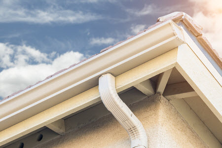 gutters vinyl or aluminum ridge top exteriors in tampa