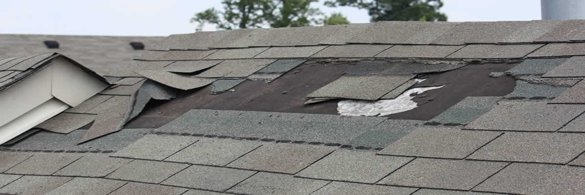Roofing Shingle Repair Photo