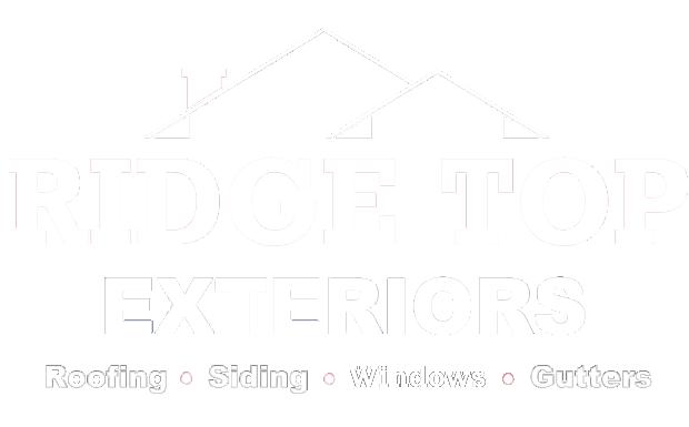 Ridge Top Exteriors National Logo White