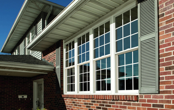 Single Hung Energy Max Windows
