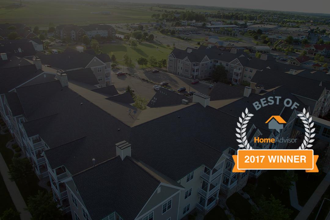 Best Of HomeAdvisor 2017 Winner
