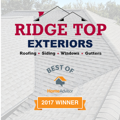 Ridge Top Exteriors Best Of HomeAdvisor 2017 Winner
