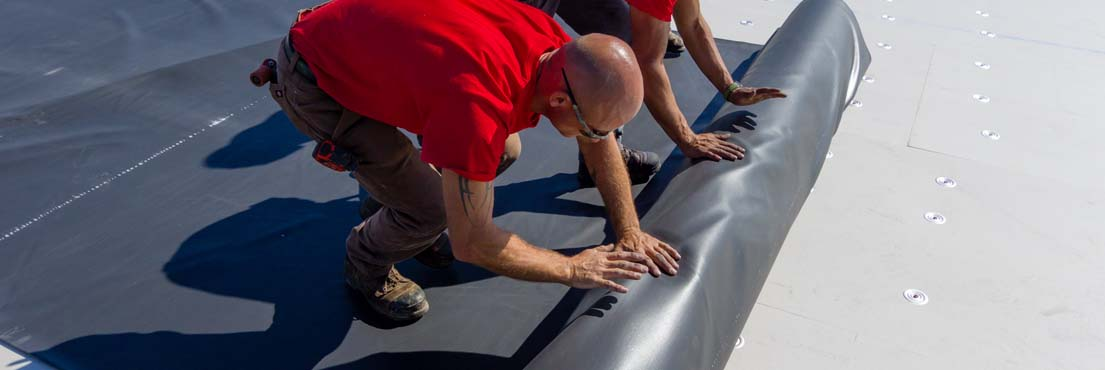 EPDM System Flat Roof