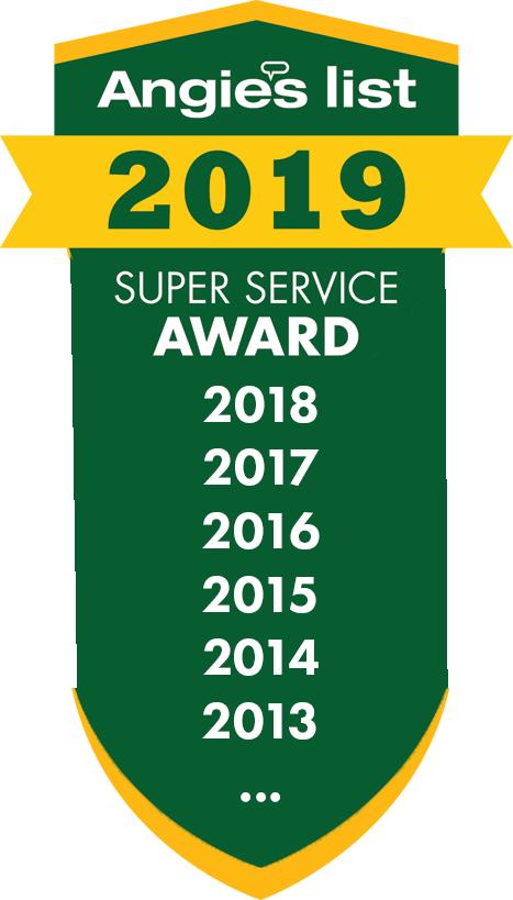 2019 Angies List Award